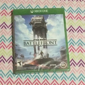 Star Wars battlefront- Xbox one